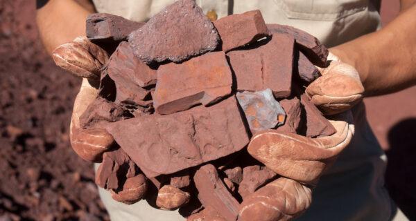 MinRes iron ore