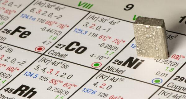 Nickel copper
